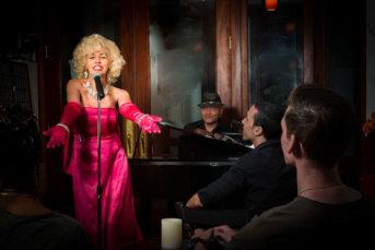 Bar in Palm Springs Hosts Local Nightlife